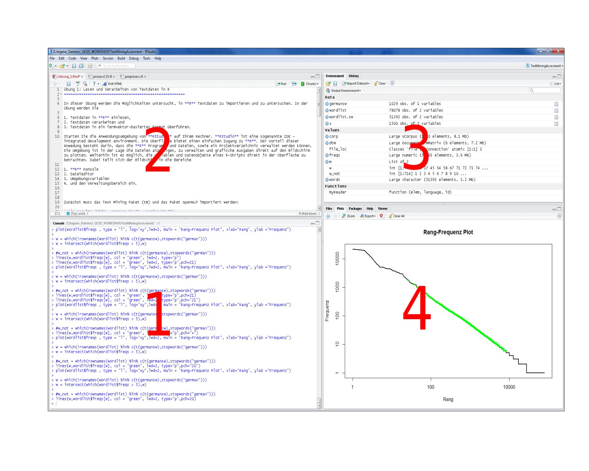 Tutorial 0: R Basic functions